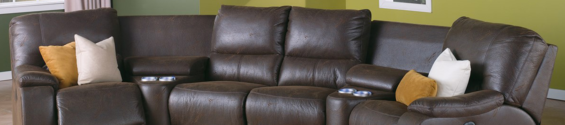 Home theater seating home theater furniture furnitureland south Home theater furniture amazon