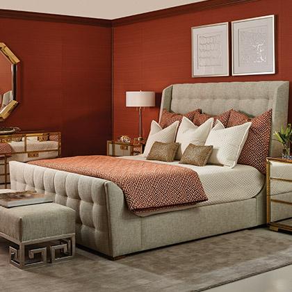 Bedroom furniture beds dressers nightstands - Furnitureland south bedroom furniture ...